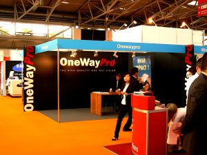 Fespa Digital Munich 2010 - OneWayPro