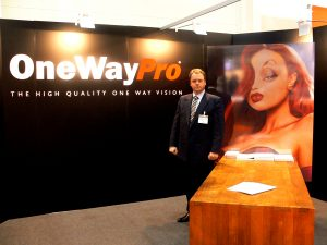 Fespa Digital Europe Hamburg 2011 - OneWayPro