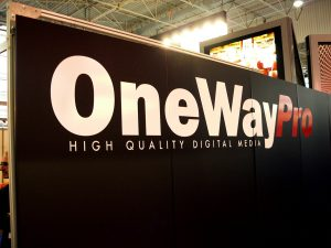 Viscom Paris 2012 - OneWayPro