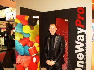 Viscom Frankfurt 2014 - OneWayPro